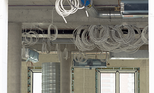 Commercial Building wired by Medley Electric
