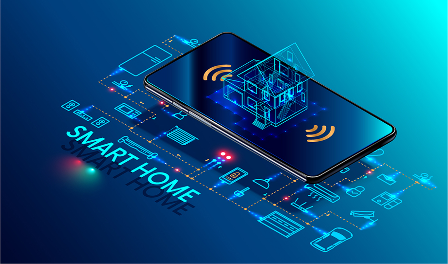 Smart home infrastructure by Medley Electric